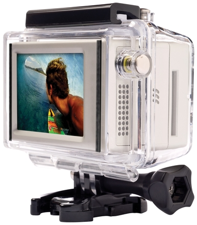 GoPro odjímatelný LCD displej