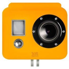GoPro silikonový kryt oranžový