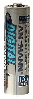 Ansmann AA Baterie  2700mA