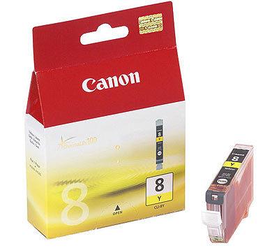 Canon Cartridge CLI-8Y
