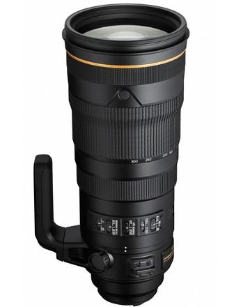 Nikon 120-300mm f/2.8 AF-S E FL ED SR VR