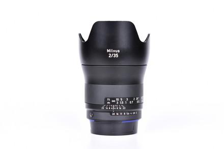Zeiss Milvus 35mm f/2 ZF.2 pro Nikon bazar