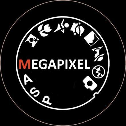 Megapixel odznak: Volič režimů