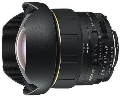 Tamron AF SP 14 mm F/2,8 pro Nikon