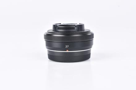 Fujifilm XF 27mm f/2,8 bazar