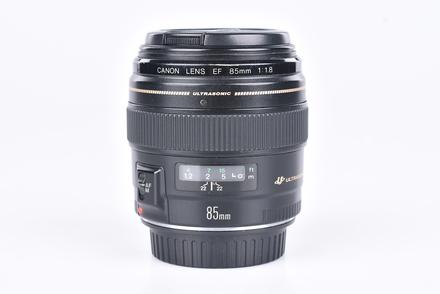 Canon EF 85mm f/1,8 USM bazar