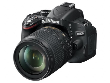 Nikon D5100 + 18-105 mm VR  ULTRAKIT