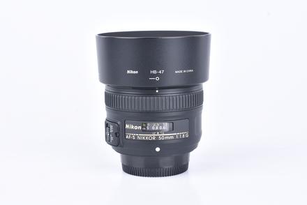 Nikon 50 mm f/1,8 AF-S NIKKOR G bazar