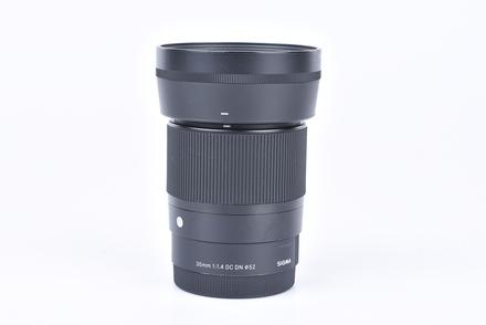 Sigma 30mm f/1,4 DC DN Contemporary pro Sony E bazar