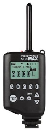 PocketWizard MultiMAX