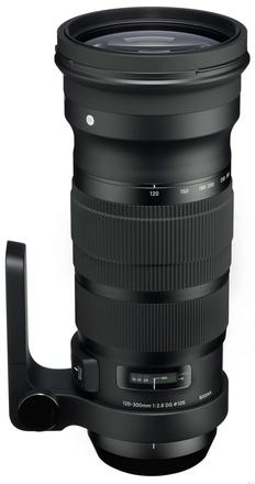 Sigma 120-300mm f/2,8 DG OS HSM Sport pro Canon