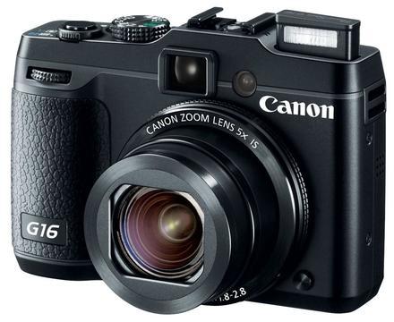 Canon PowerShot G16 + 16GB Ultra + pouzdro + pojištění krádež/poškození na 2 roky!