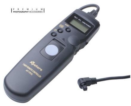 Aputure Digital LCD AP-TR3C - kabelová spoušť (Canon)