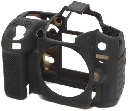 EasyCover silikonové pouzdro pro Nikon D7000 černé
