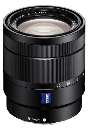Sony 16-70mm f/4 ZA OSS SEL Vario-Tessar T