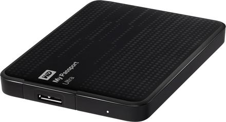 "Western Digital My Passport Ultra 500GB Ext. 2.5"" USB3.0 černý"