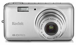 Kodak EasyShare V803 stříbrný