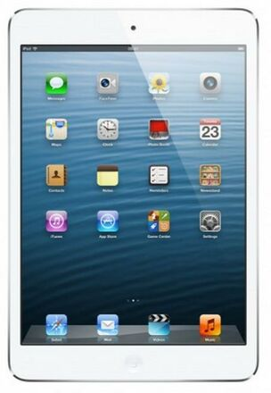 Apple iPad mini Retina WiFi + Cell 16GB ME814SL/A bílý