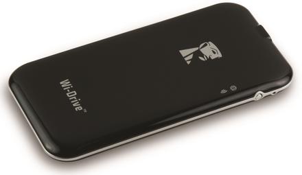 Kingston bezdrátová čtečka karet 64GB Wi-Drive