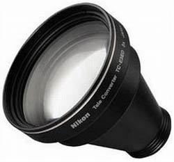 Nikon telepředsádka TC-E3ED