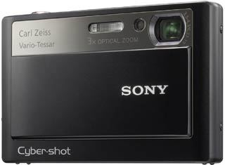 Sony DSC-T20 černý