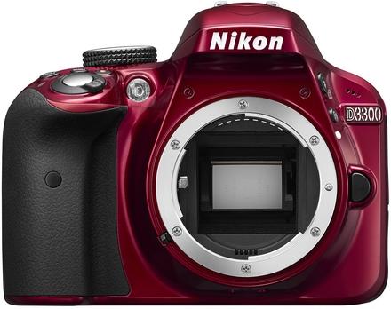 Nikon D3300 tělo černý
