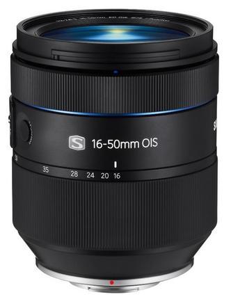 Samsung NX 16-50mm f/2,0-2,8 S ED O.I.S