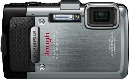 Olympus TG-850 černý + 8GB karta + neoprenové pouzdro + plovoucí poutko!
