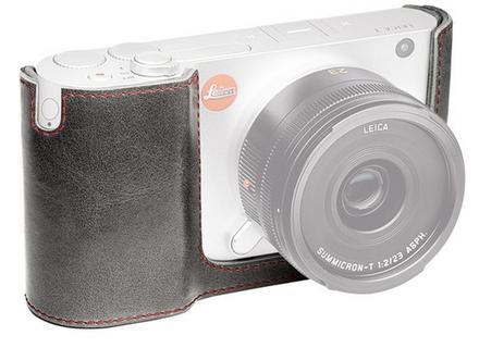 Leica kožené spodní pouzdro pro Leica T