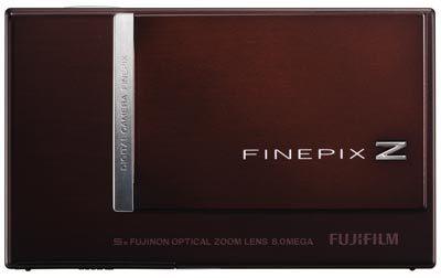 Fuji FinePix Z100fd hnědý