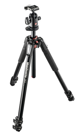 Manfrotto MK 055XPRO3-BH SET