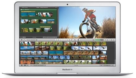 "MacBook Air 13"" 128GB MD760CZ/B"