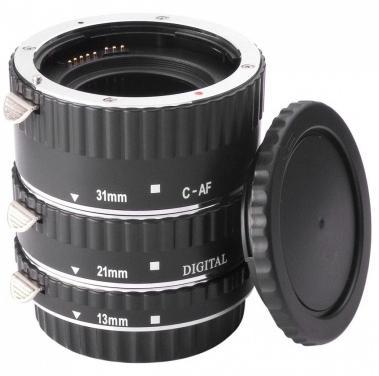 Meike sada mezikroužků 13mm/21mm/31mm pro Canon