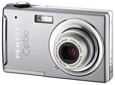 Pentax Optio V10