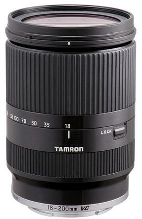 Tamron AF 18-200mm f/3,5-6,3 Di-III VC pro EOS M černý