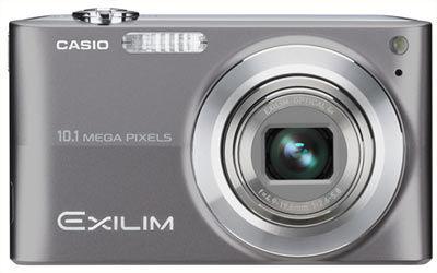 Casio EXILIM Z200 stříbrný