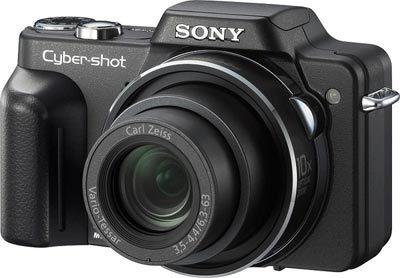 Sony DSC-H10 černý