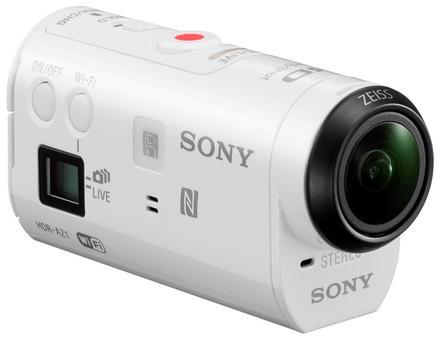 Sony HDR-AZ1 Action Cam mini Bike kit s ovladačem
