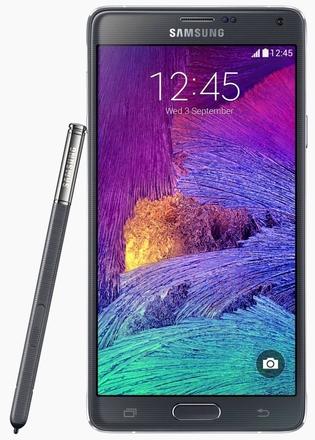 Samsung Galaxy Note 4 SM-N910 černý