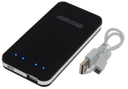 Avacom externí baterie a USB nabíječka L910