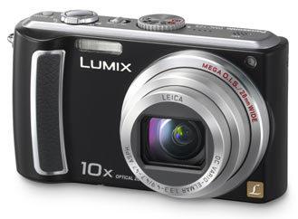 Panasonic Lumix DMC-TZ5 černý