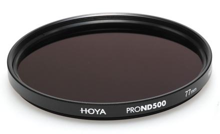 Hoya šedý filtr ND 500 Pro digital 58mm