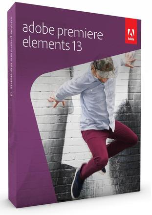 Adobe Premiere Elements 13 MP ENG FULL (WIN+MAC)