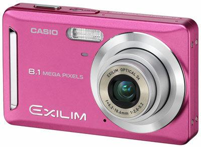 Casio EXILIM Z9 růžový