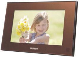 Sony fotorámeček DPF-D70/T