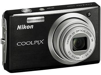 Nikon Coolpix S560 černý