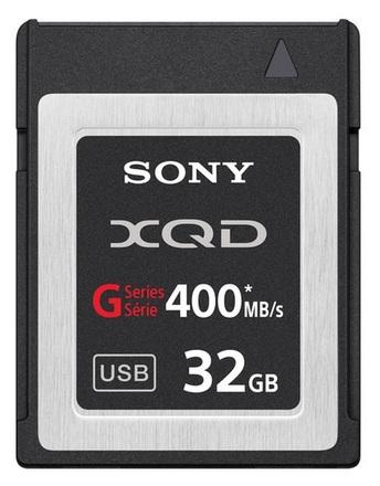 Sony XQD 32GB G serie 400Mb/s