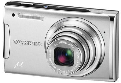 Olympus Mju 1060 stříbrný