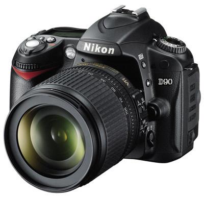 Nikon D90 + 18-105 VR + 16GB Ultra + brašna Nikon + B+W UV filtr!
