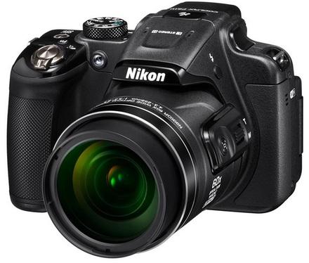 Nikon Coolpix P610 + originální pouzdro CS-P08 zdarma! fialový